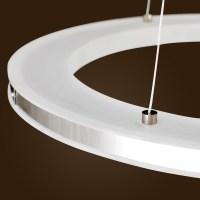 Acrylic Pendant Ceiling light LED Modern Chandelier Chic ...