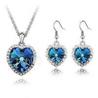 Nice Alloy With Crystal / Rhinestone Women's Jewelry Set ...