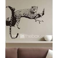 Animal Leopard Wall Stickers 887601 2017  $49.99