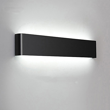 28 Inch 24W Modern Brief Aluminum LED Wall Lights for