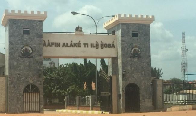 Alake's palace