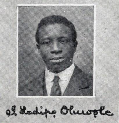 Isaac Oluwole Ladipo