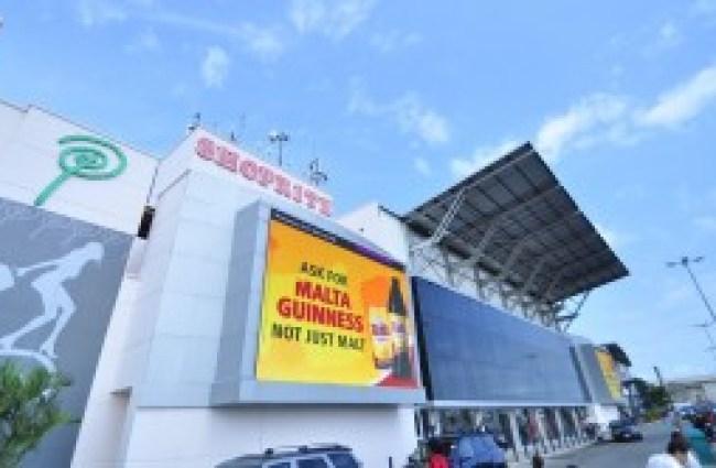 Shopping Mall in Lekki, Lagos.