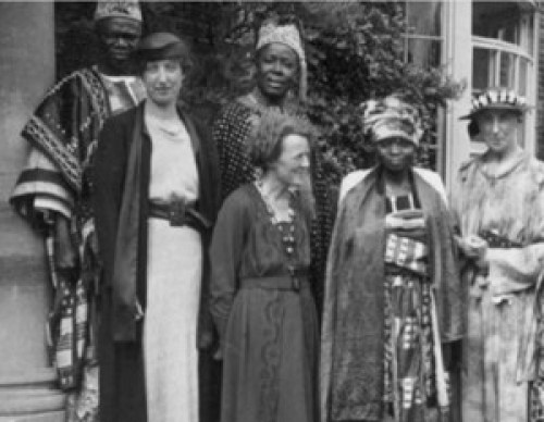 Kofoworola Abeni Ademola, one of the first African women to graduate from Oxford