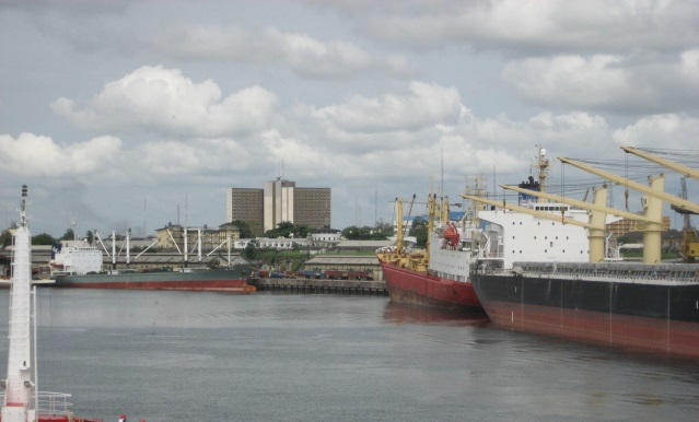 Port Harcourt was founded originally to transport coal