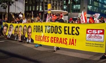 1º de Maio é na Paulista: Fora todos eles