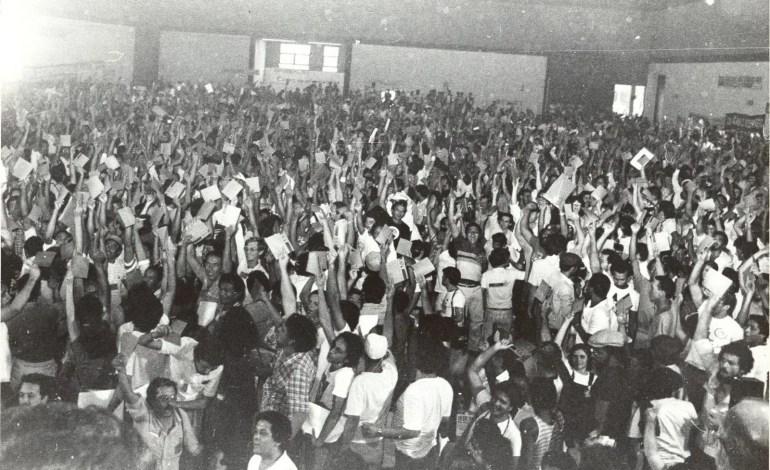 A participação da Convergência Socialista na construção do PT e da CUT