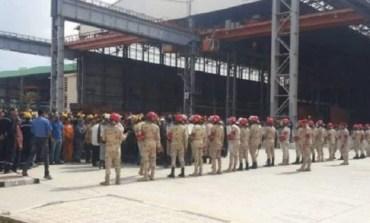 Liberdade para os trabalhadores dos estaleiros de Alexandria, presos injustamente!