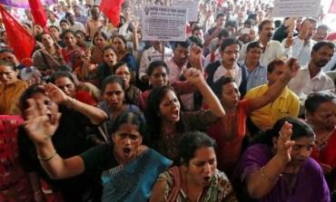 Declaração sobre a greve geral de 2 de setembro na Índia