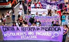 No Brasil e no mundo, vai ter luta no 8 de março