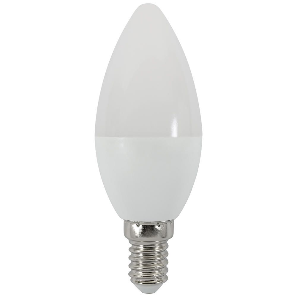 Led E 14 4 Watt Led E14 Ses Daylight Candle Bulb Cool White