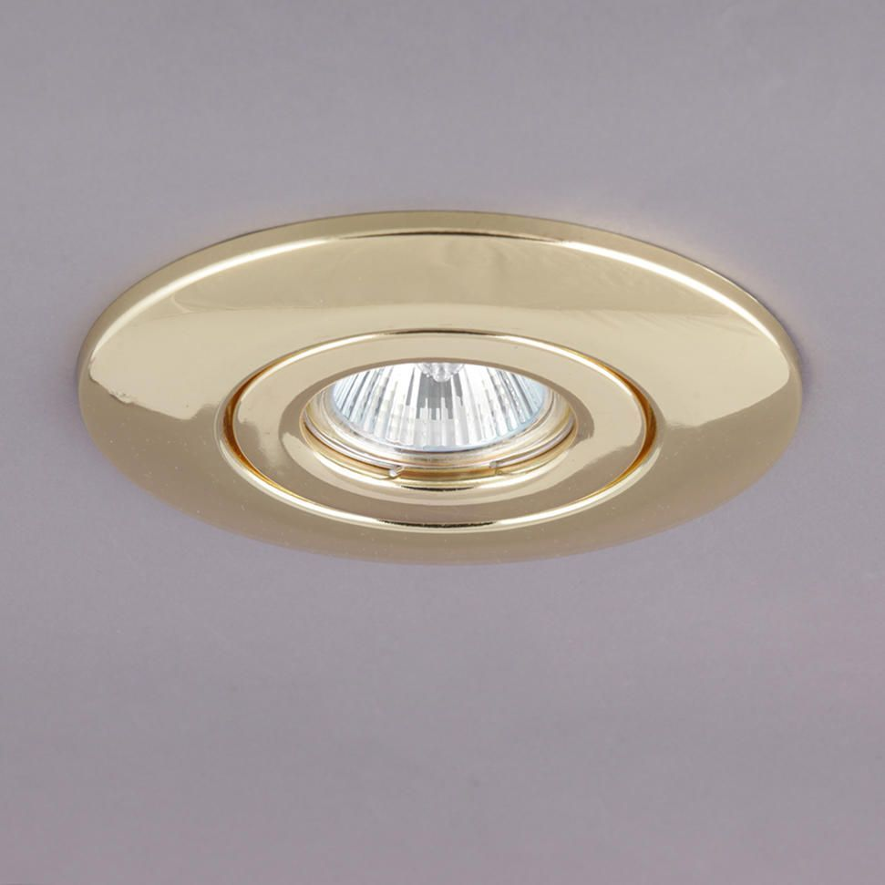 Low Voltage Outdoor Lighting Accessories Recessed Brass Downlight Conversion Kit From Litecraft