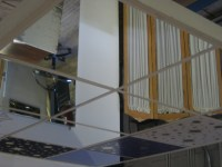 Mirror Ceiling Tiles | Tile Design Ideas