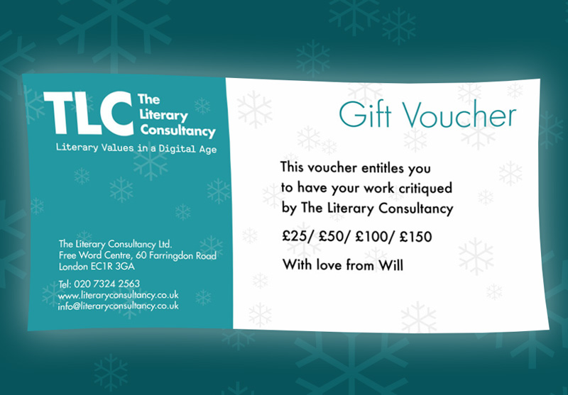 Christmas Gift Vouchers - The Literary Consultancy