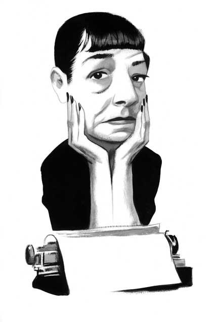 Résumé\u201d by Dorothy Parker Literary Fictions