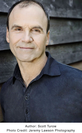 Scott Turow Pleads Innocent Literary Lotus - Presumed Innocent Author