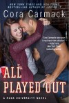 Bucket List Tour * All Played Out by Cora Carmack * 5 Star Review * Giveaway