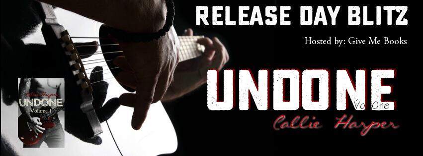 Undone by Callie Harper