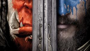 WARCRAFT poster do filme