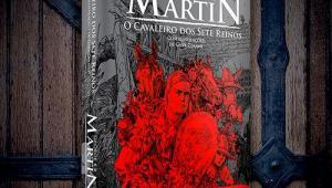 Capa da versão ilustrada de O Cavaleiro dos Sete Reinos.