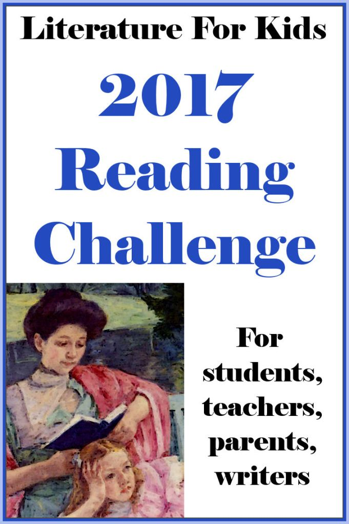 2017 Literature for Kids Reading Challenge