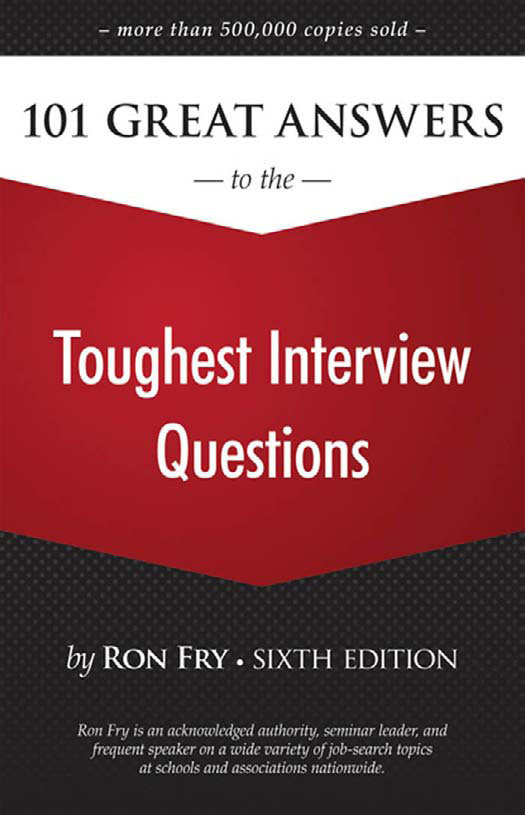 101 Great Answers to the Toughest Interview Questions \u2013 Lit Laugh Love - guidance counselor interview questions and answers