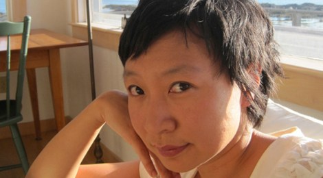 CATHY PARK HONG: furious, nervy, open to everything