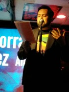 click to read an interview w/and watch an exclusive reading by Baruch Porras-Hernandez