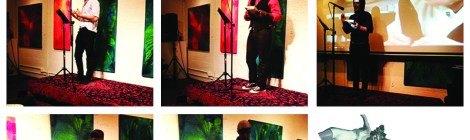 UNDER THE INFLUENCE: micah ballard, vernon keeve iii, tessa micaela, emji spero + d. scott miller