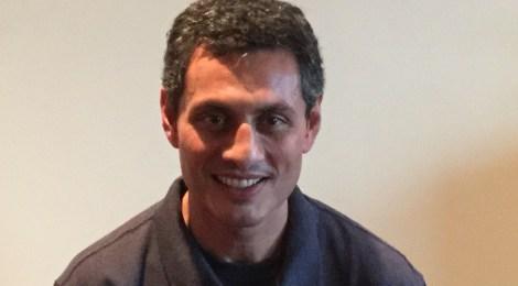 SIAMAK VOSSOUGHI: Iranian American author finds balance in Seattle rain, S.F. sun