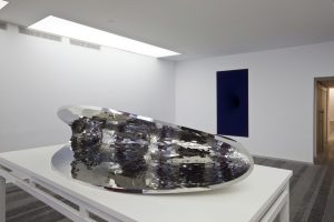 Anish Kapoor - In-Out Fractured Surface, 2009
