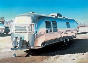 Ralph Goings, Airstream, 1970