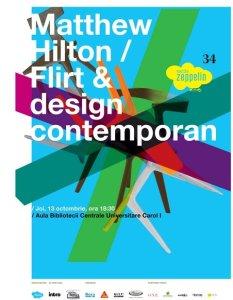 Matthew Hilton - Flirt & Design Contemporan _poster
