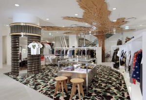a bathing ape dover street market ginza