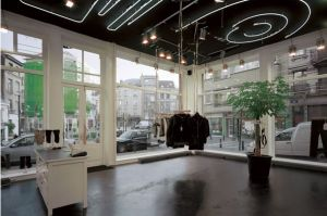 own shop, brussels
