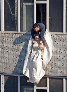 suicide bride