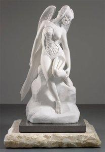 anatomy of an angel damien hirst