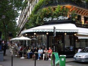 st germain cafe de flore paris
