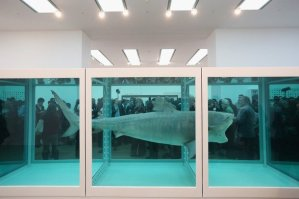 Tate Modern Launch The Damian Hirst Retrospective