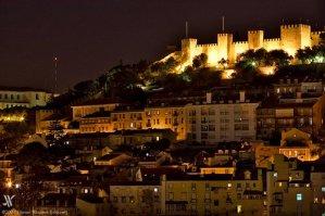 castle sao jorge lisbon