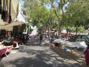 lisbon alfama feira da ladra 4