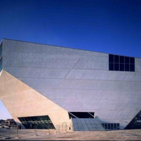 CASA DA MUSICA - REM KOOLHAAS LEFT HIS MARK ON PORTO