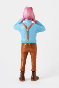 claude jonathan saunders jacket junya watanabe trousers velour x clark's originals boots3