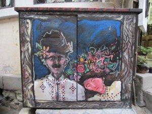 veliko tarnovo street art 41