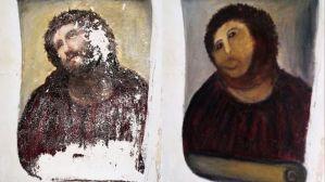 botched restoration christ