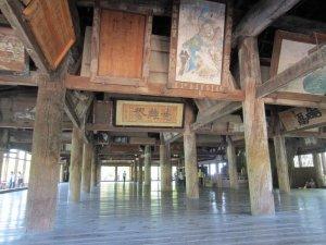 wood senjokaku miyajima 1