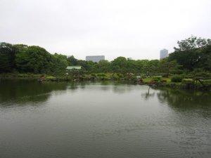 kiyosumi gardens in tokyo 3