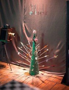 alternative christmas tree by allkimik 4