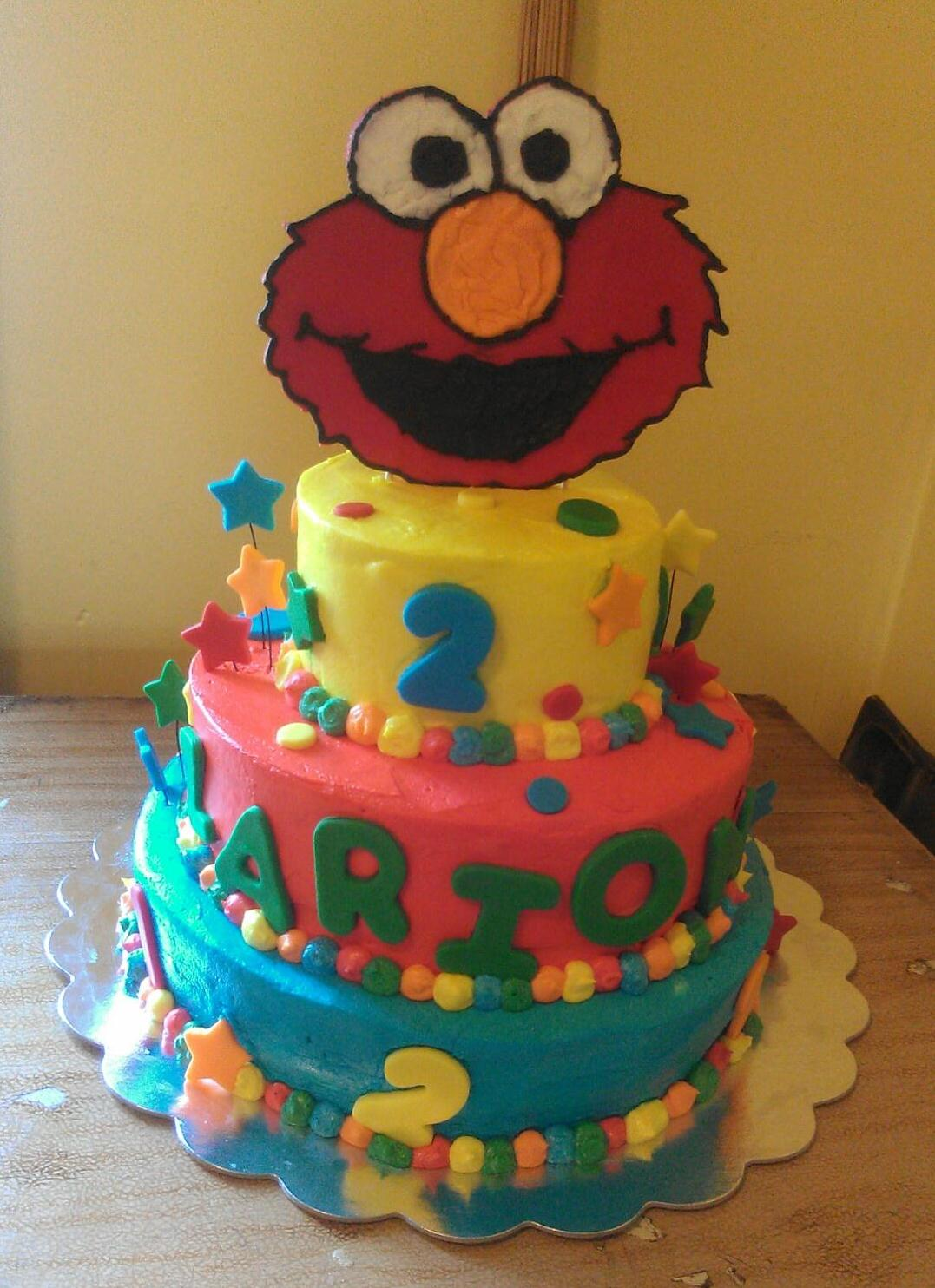 Decoration Nice Elmo Cakes – Decoration Ideas | Little Birthday Cakes