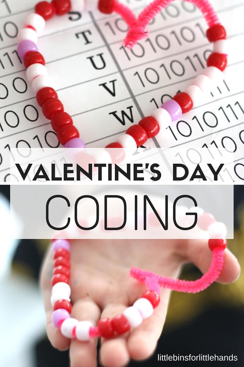 Old Valentines Day Coding Stem Activity Bead Binary Steam Craft Technology Activity Valentines Day Coding Stem Binary Alphabet Beaded Hearts Valentines Day S Download Valentines Day S Quotes photos Valentines Day Pictures